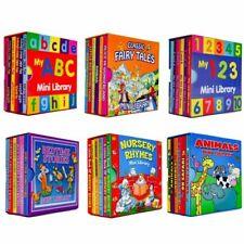 Alligator Booghe-6Books Toddler Children Early Learning Board Books