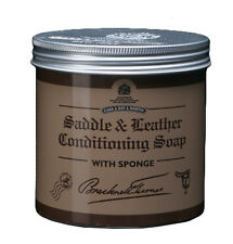 Carr Day & Martin Brecknell Turner Saddle and Leather Soap with Sponge 500ml