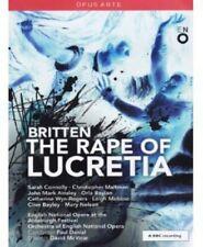 Paul Daniel - Rape of Lucretia [New DVD]