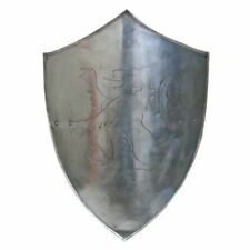 Embossed Steel Medieval Lion Shield Wearable Costume Shield Halloween gift  item