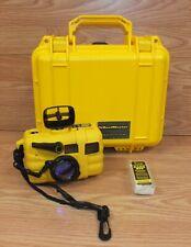 Genuine Sealife Reefmaster Underwater Camera Housing, Care Kit, & Case *READ!*