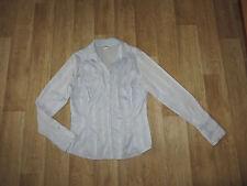 H&M Langarm Damenblusen, - tops & -shirts aus Polyester