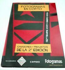 FOTOGRAMAS EN CORTO 2006 - GANADORES Y FINALISTAS - 16 CORTOMETRAJES