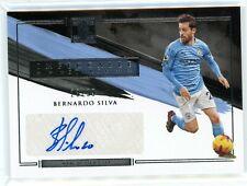 2020-21 Panini Impeccable Stars Auto Bernardo Silva #23/99 Manchester City