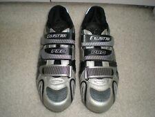Exustar Pro Cycling Shoes Mens 8.5 US/42 EU Model E-SR421/Excellent Condition