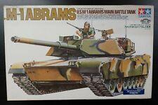 1/35 M1 Abrams Main Battle Tank