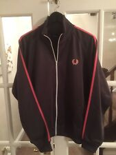 Fred Perry Mens Track Top XL Retro