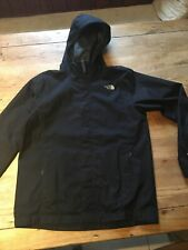 North Face DryVent Rain Coat Jacket Boys size Large.     Very Good Condition