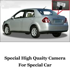 Rear View Camera For Nissan Tiida Versa Latio Trazo C11 4D Sedan Backup CCD CAM