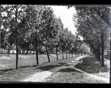 MONTGERON (91) PELOUSE / Avenue de la GRANGE animée