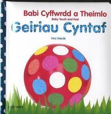 Geiriau Cyntaf (Babi Cyffwrdd a theimlo/Baby Touch and Feel) by Roger Boore | Ha