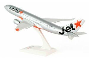 JETSTAR Australia Airlines A330-200 Model Large Solid 1/200 Scale Skymark VH-EBE