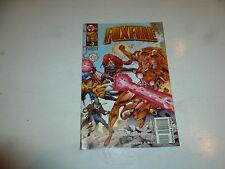 FOXFIRE Comic - Vol 1 - No 2 - Date 03/1996 - Malibu Comics