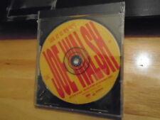 SEALED RARE PROMO Joe Walsh CD single Look At Us Now EAGLES James Gang prog rock