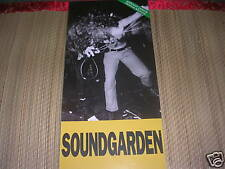 Soundgarden - Louder Than Love CD longbox 1989 rare NEW sealed Chris Cornell RIP