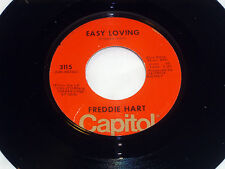 Freddie Hart: Easy Loving / Brother Bluebird  [Unplayed Copy]