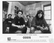 The Odds Promo Photo publicity press 8X10 Canadian Rock