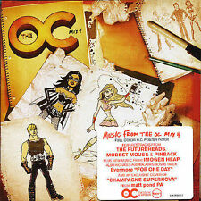 The O.C. Mix 4 by Original Soundtrack CD 2005 Warner Bros
