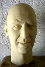 JAMES JIMMY STEWART Latex Head from MOVIELAND WAX MUSEUM MOLD! by Pat Newman!