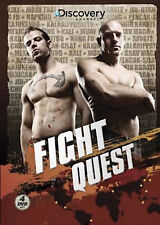 Fight Quest (DVD, 2009, 3-Disc Set) Jimmy Smith,  Doug Anderson  Martial Arts
