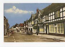 Winchcombe, George Inn Postcard, A411
