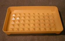 TUPPERWARE HOT DOG BACON KEEPER MEAT TENDERIZER CONTAINER 1292 NO LID