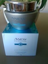 AVON Anew AF-33 Clinical Anti Wrinkle Correcting Cream  50g sealed in box