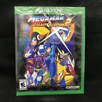 Mega Man Legacy Collection 2 (Microsoft Xbox One, 2017) BRAND NEW / Region Free