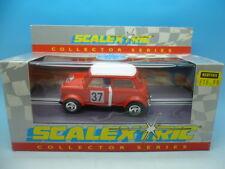 Scalextric C481 Mini Cooper Monte Carlo totally mint unused
