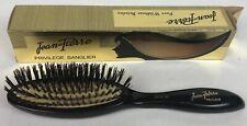 Phillips Jean Pierre Privilege Boar Bristle Narrow Oval White Cushion Hair Brush