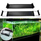 45cm/70cm Aquarium Fish Tank Over Head 36/72 LED SMD Light White/Blue 6W 11W