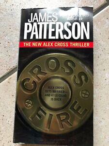 "James Patterson ""Cross Fire"" Taschenbuch englisch"