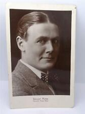"""*ANTIQUE POSTCARD OF """"STEWART ROME""""-HEPWORTH PICTURE PLAYER *"""
