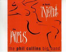 CD THE PHIL COLLINS BIG BANDa hot night in parisEX (A3712)