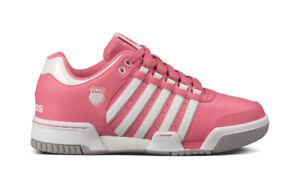 K-Swiss Gstaad Sizes 3.5-7 Pink RRP £75 BNIB 91734