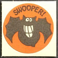 Vintage Trend MATTE Scratch & Sniff Sticker - Cave - NO TM - Mint!!