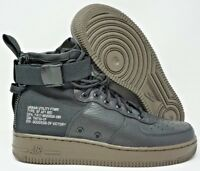 Nike SF Air Force 1 Special Field Mid Mens Black Dark Hazel Multi Size