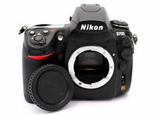 Nikon D D700 12.1 MP Digital SLR Camera - Black (Body Only) -Shutter count: 1820