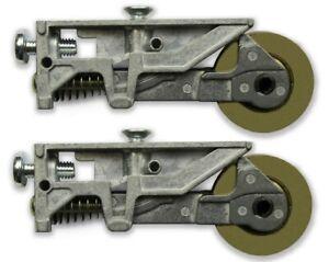 One Of Pair Of Sliding Aluminium Patio Door Rollers 32mm Diameter