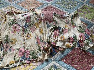 Auguste Top & Skirt Set