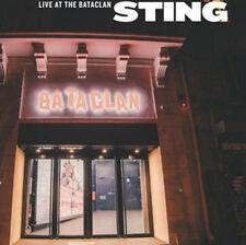 STING LIVE AT THE BATACLAN VINILE LP RSD 2017 NUOVO SIGILLATO