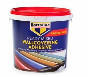 Wallpaper Paste Adhesive Ready Mixed Extra Strong Glue Vinyl/Hessian/Textiles