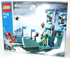 LEGO® Kingdoms II 8801 Angriffsbarke Knights Attack Barge NEU OVP MISB 2005