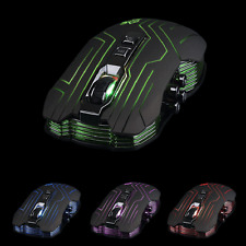 3200DPI Sword Master Optical 2.4G Wireless Gaming Mouse For Dota FPS Laptop PC