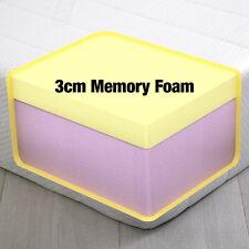 Essentials Classic - 4FT Small Double 18cm - Memory Foam Mattress - Coolmax ®