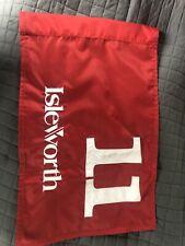isleworth golf Flag