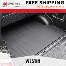 99-06 Chevy Silverado 1500 6.5' Bed Westin Truck Bed Mats Rubber Non Slip