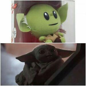 the Baby YODA Star Wars Mini Plush Toy Mandalorian NEW box RARE Disney SuperBITz