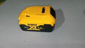 DeWalt18 Volt 5Amp Hour Lithium-ion Battery