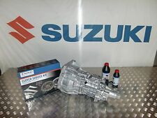 Schaltgetriebe R72 für Suzuki Jimny Neuware incl. Kupplung + Spezialöl